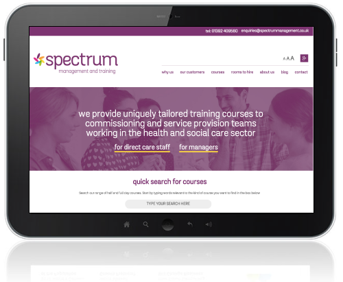 Spectrum-website-launch-graphic